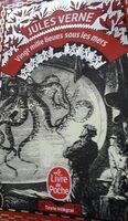 Jules Vernes Vingt mille lieues sous les mers - Produit - fr