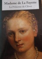 La Princesse De Cleves, Lafayette - Produit - fr