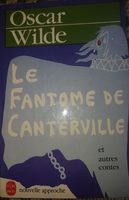 Le Fantome De Canterville Et Autres Contes, Oscar Wilde - Ingredients