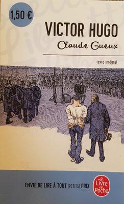 Victor Hugo de CLAUDE GUEUX - Produit