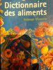 Dictionnaire des aliments - Product