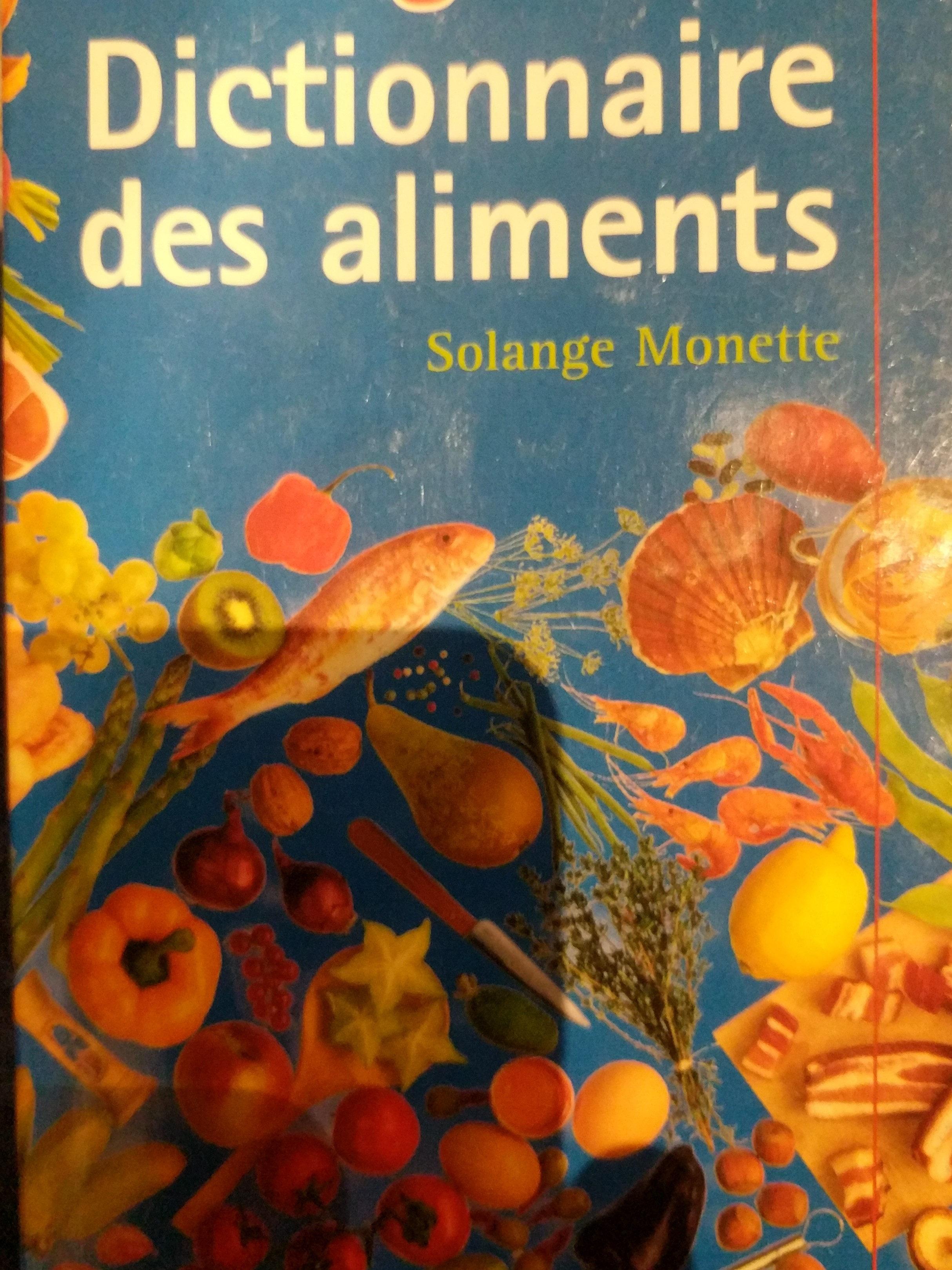 Dictionnaire des aliments - Product - fr