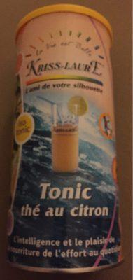 Tonic thé citron - Product