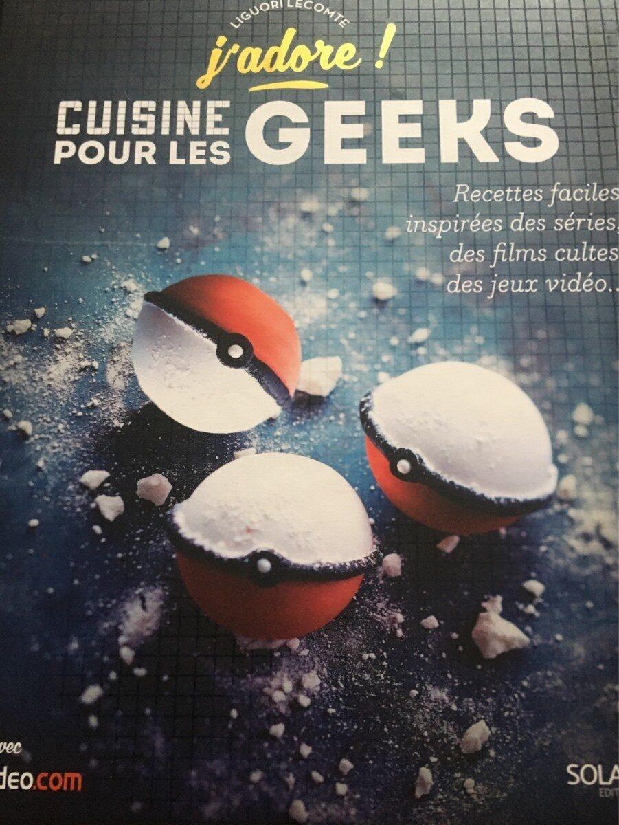 Cuisine pour les geeks - Product - fr