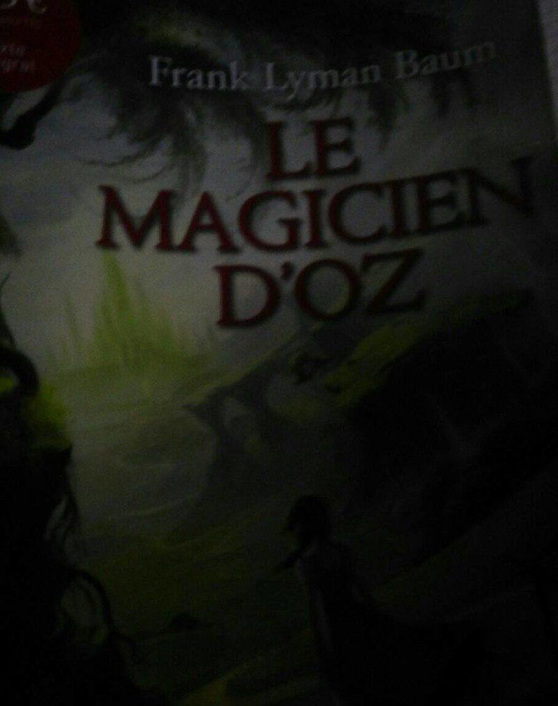 Le magicien d'Oz - Produit - fr