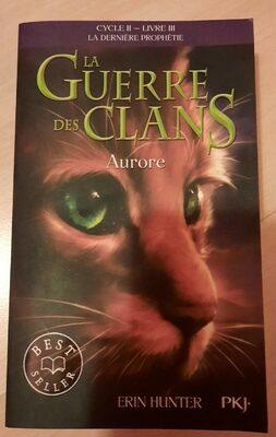 La guerre des clans Aurore - Product - fr