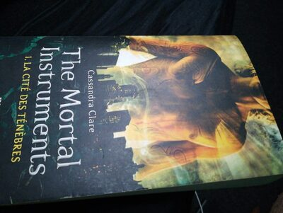 The mortal instrument - Product - fr