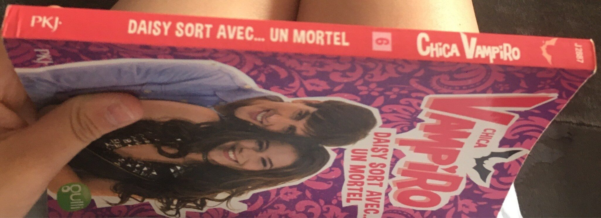 Livre Chica Vampiro tom 6 - Product - fr
