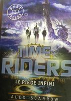 Livre time riders volume 9 - Produit