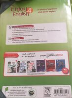 Cours d'anglais à bouffer - Product - fr