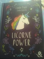 Licorne power - Produit