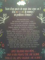 Licorne power - Ingrédients