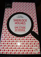 Sherlock Holmes une étude en rouge - Ingrédients