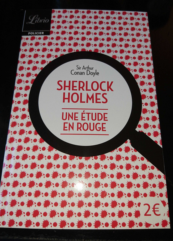 Sherlock Holmes une étude en rouge - Ingredients - fr