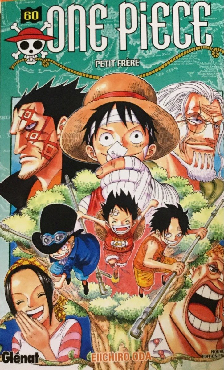 ONE Piece Tome 60 - Product - fr