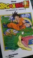 Dragon Ball Super 01 - Produit