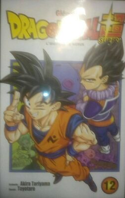 Dragon ball super tome 12 - Product - fr