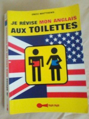 Je Révise Mon Anglais Aux Toilettes - Ingredients