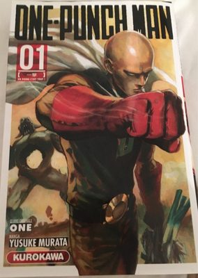 One punch man - Product