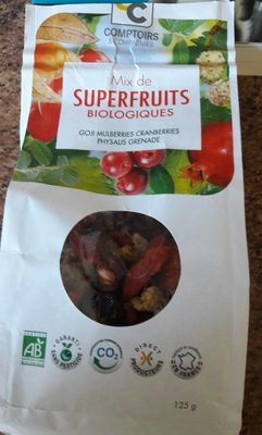 Mix de superfruits biologiques - Product