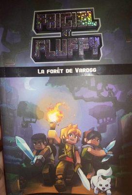 Frigiel Et Fluffy T03 -la Foret. .varogg - Produit