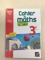 Cahier de maths - Product - fr
