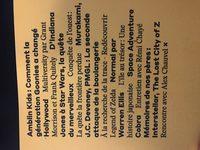 Revue Carbone #01 - Ingredients