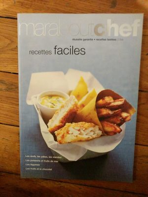 Recettes faciles - Product