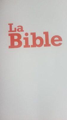 La Bible: Segond 21, L'original, - Product