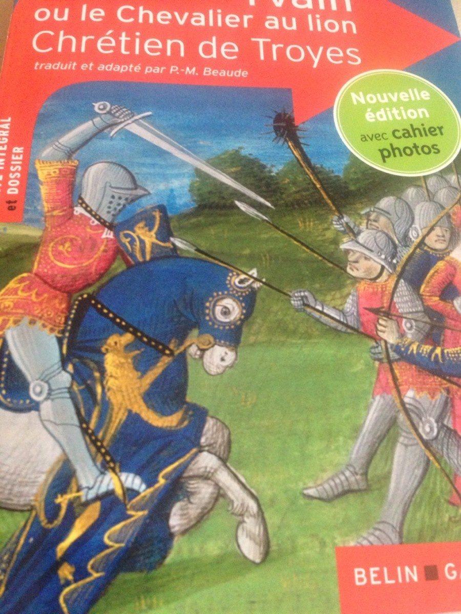 Ivain ou le chevalier au lion - Produit