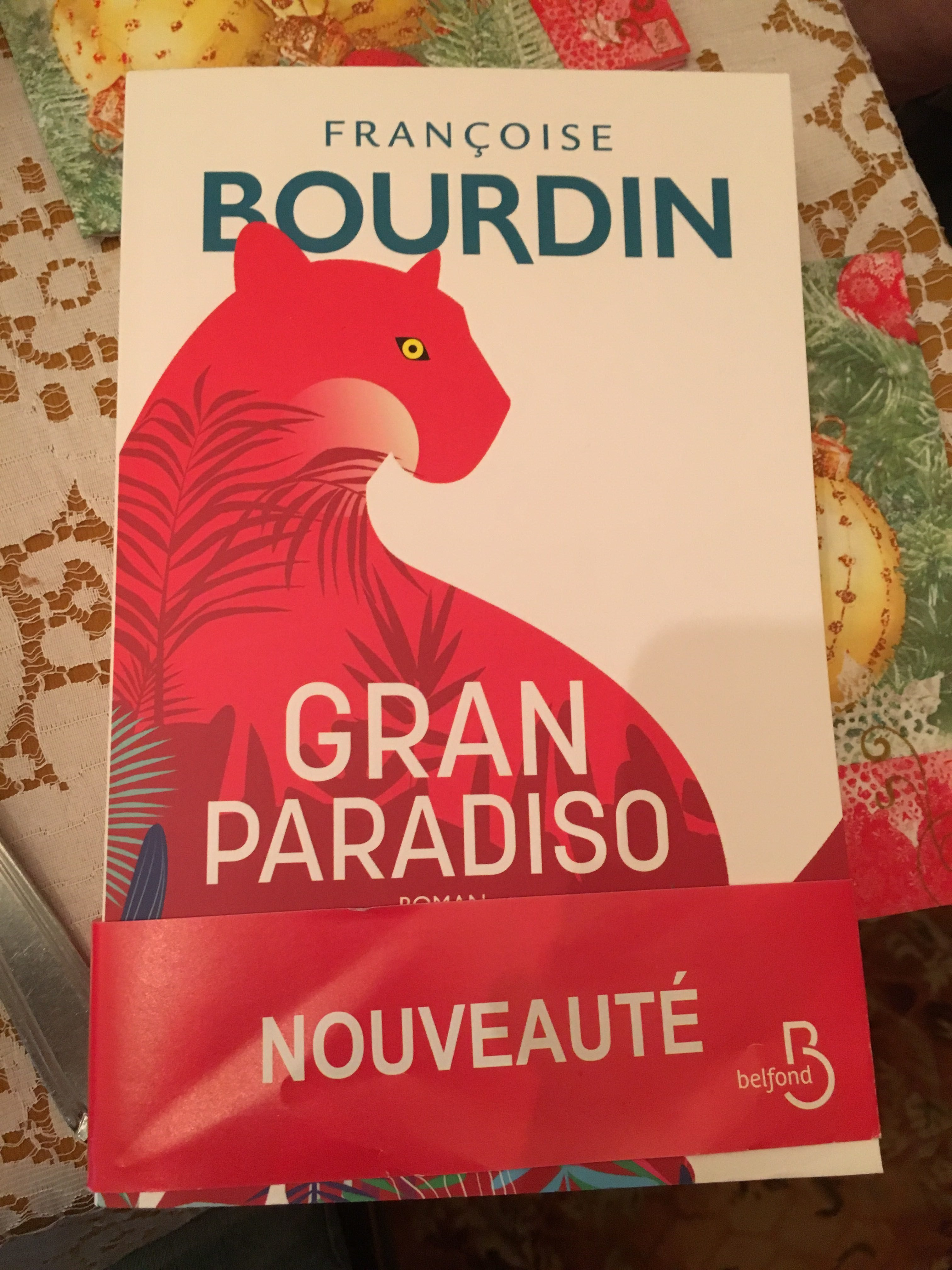 Gran paradiso - Produit - fr