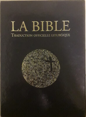 bible - Product - fr