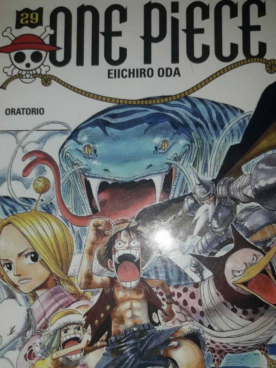 One Piece n°29 - Product
