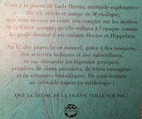 Petit manuel de Mythologie - Ingrédients