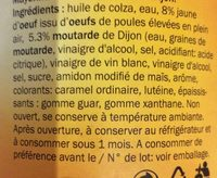 Livre - Ingredients
