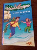 Le Tresor Des Pirates, Mary Pope Osborne - Product - fr
