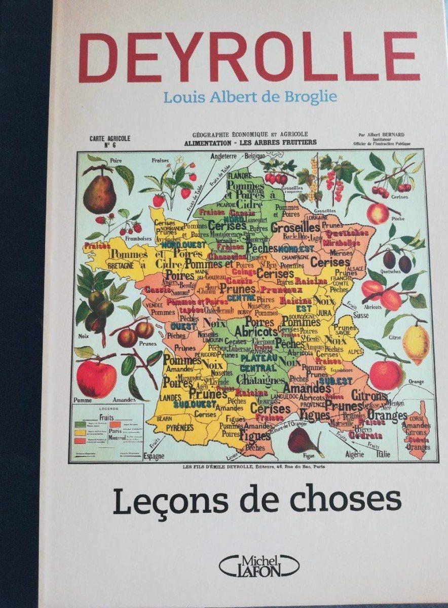 Deyrolle / Leçons De Choses - Produit