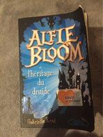 Alfie Bloom - Produit