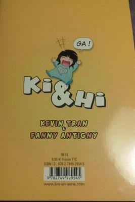 Ki Et Hi 01: Deux Frères - Ingredients