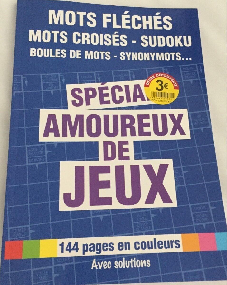 Mots fléchés-Mots Croisés-Sudoku-Boules De Mots-Synonymits... - Product - fr