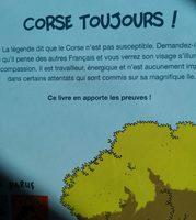Corse - Ingrédients