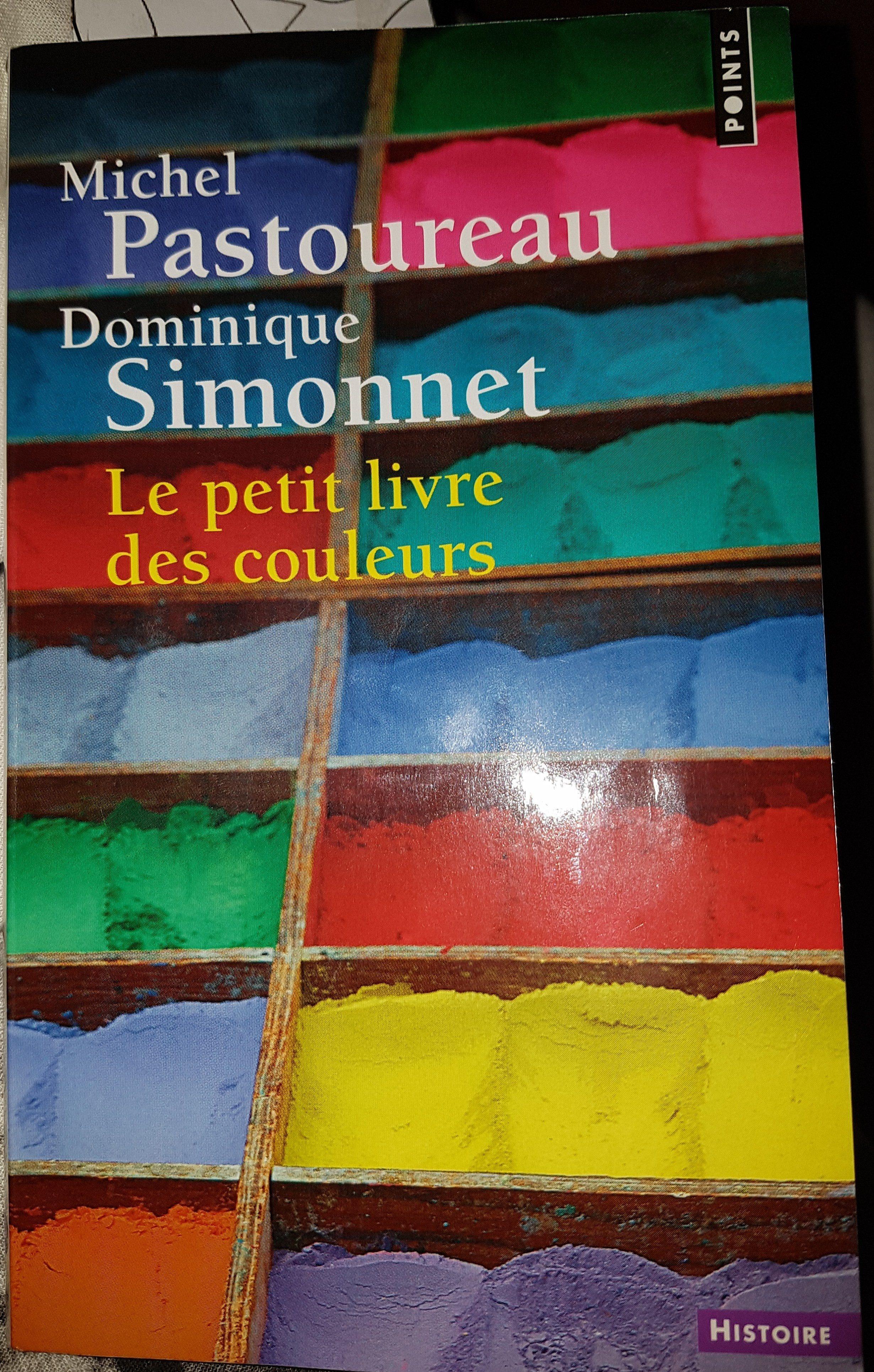 Le petit livre des couleurs de MICHEL PASTOUREAU - Product - fr
