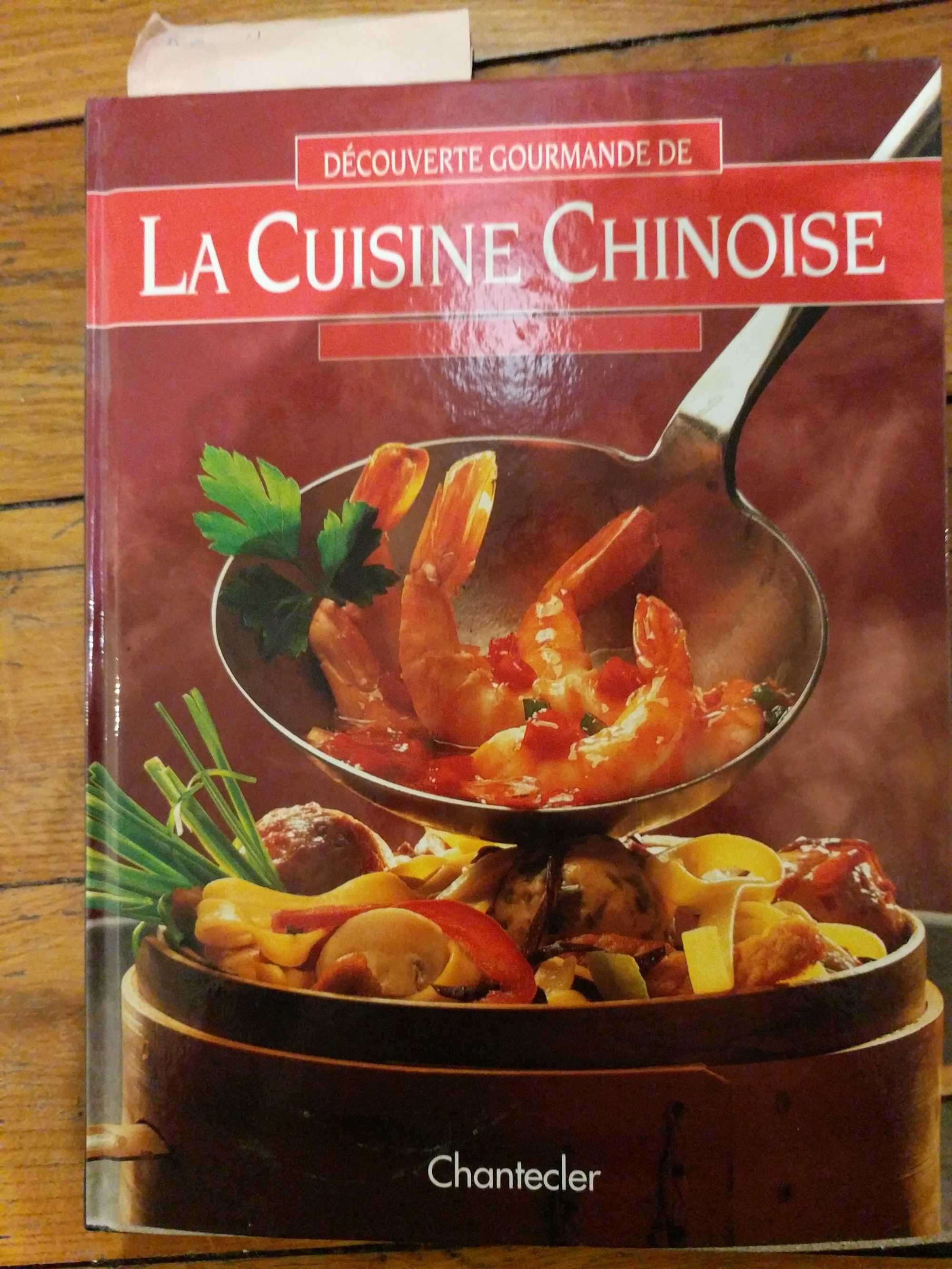 La Cuisine Chinoise - Produit - fr