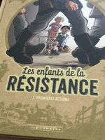 Les enfants de la résistance - Produit