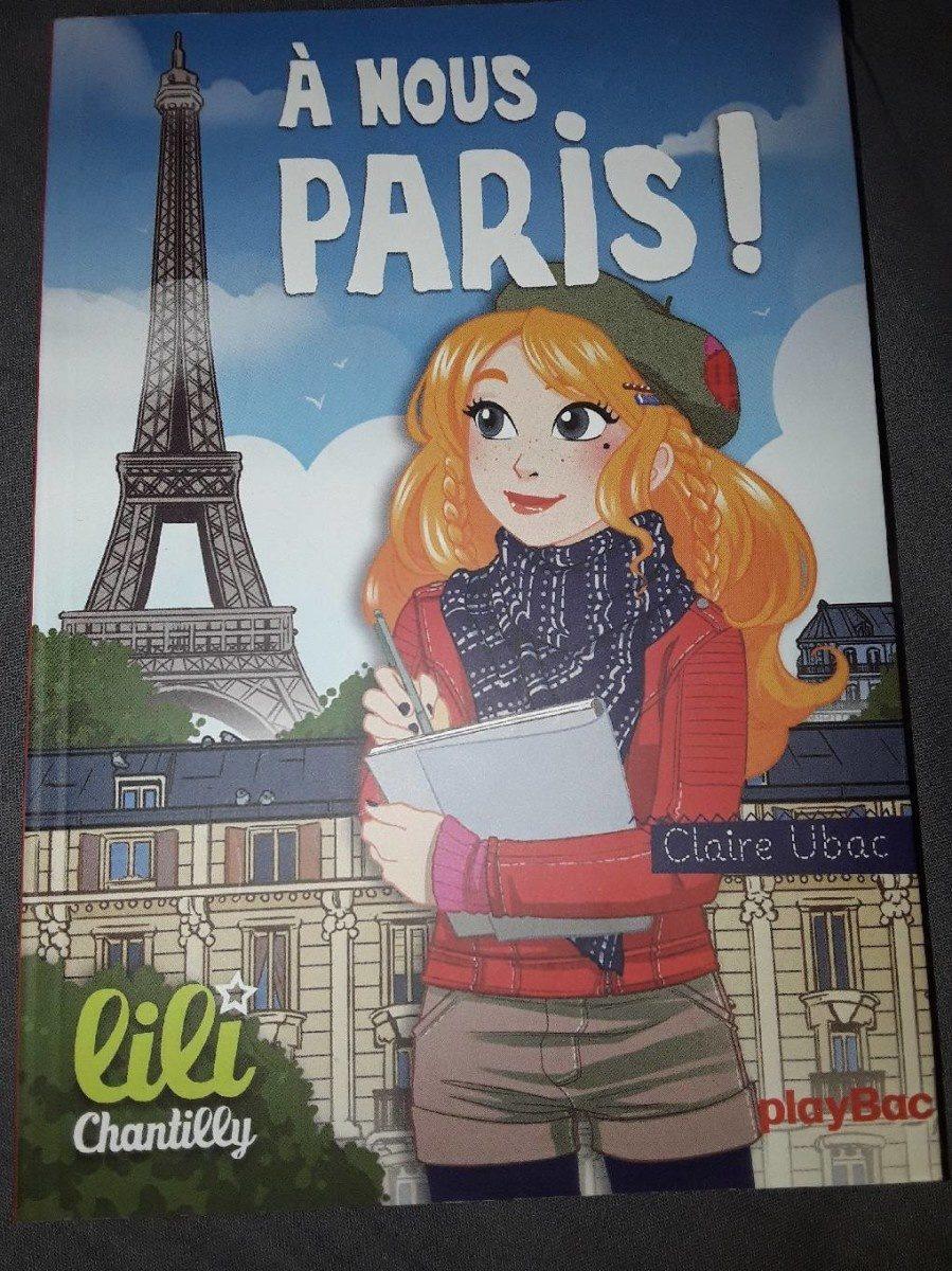 À NOUS PARIS ! - Product - fr