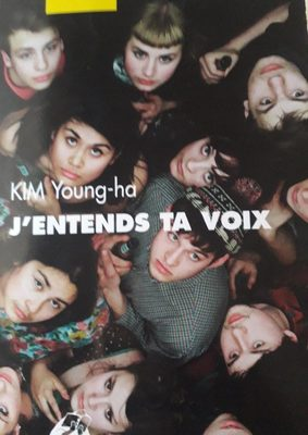 J'entends ta voix - Kim Young-ha - Product