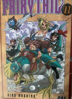 Fairy Tail Tome 11 - Product - fr