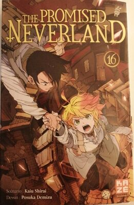 The promised neverland 16 - Product - fr