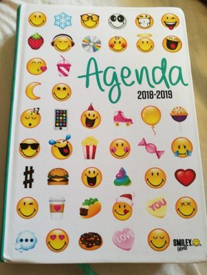 Agenda smiley - Product