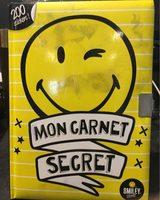 Carnet de secret - Product
